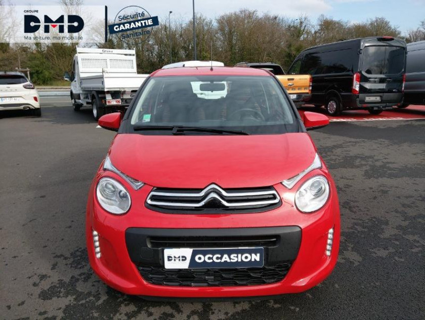 Citroen C1 Airscape Vti 72 S&s Feel 5p E6.d-temp - Visuel #4