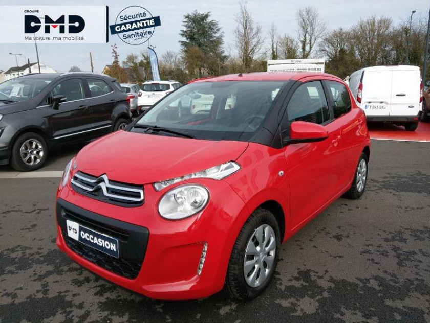 Citroen C1 Airscape Vti 72 S&s Feel 5p E6.d-temp - Visuel #14