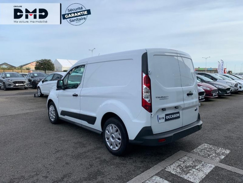 Ford Transit Connect L1 1.5 Td 100ch Trend Euro Vi - Visuel #3