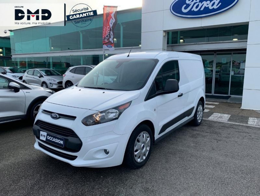 Ford Transit Connect L1 1.5 Td 100ch Trend Euro Vi - Visuel #14