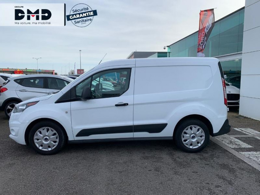 Ford Transit Connect L1 1.5 Td 100ch Trend Euro Vi - Visuel #2