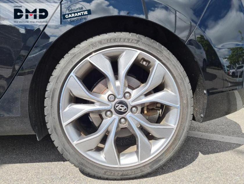 Hyundai I30 Fastback 1.4 T-gdi 140ch Executive Dct-7 - Visuel #13