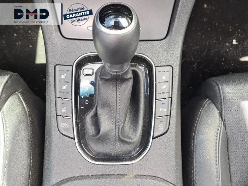Hyundai I30 Fastback 1.4 T-gdi 140ch Executive Dct-7 - Visuel #8
