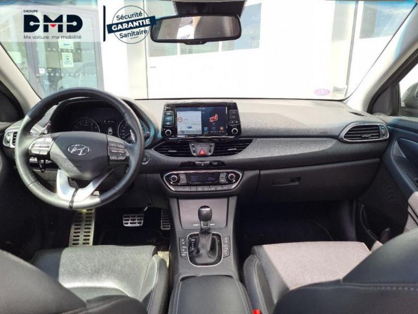 Hyundai I30 Fastback 1.4 T-gdi 140ch Executive Dct-7 - Visuel #5