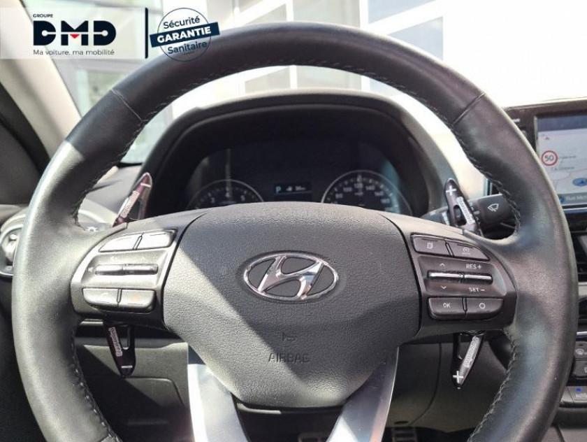 Hyundai I30 Fastback 1.4 T-gdi 140ch Executive Dct-7 - Visuel #7