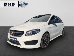 Mercedes-benz Classe B 200 Cdi Fascination 7g-dct
