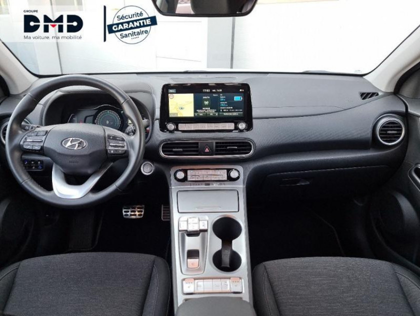 Hyundai Kona Electric 136ch Creative Euro6d-t Evap - Visuel #5
