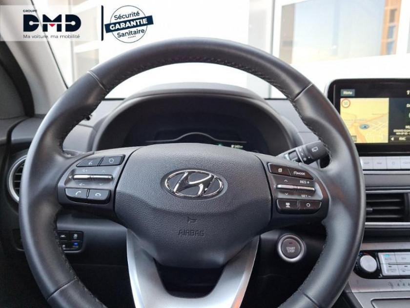 Hyundai Kona Electric 136ch Creative Euro6d-t Evap - Visuel #7