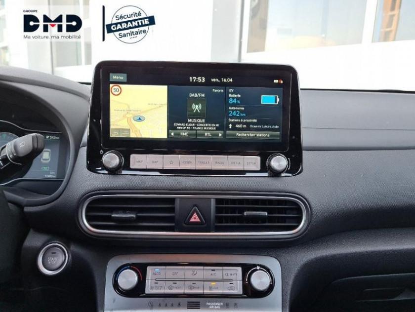 Hyundai Kona Electric 136ch Creative Euro6d-t Evap - Visuel #6