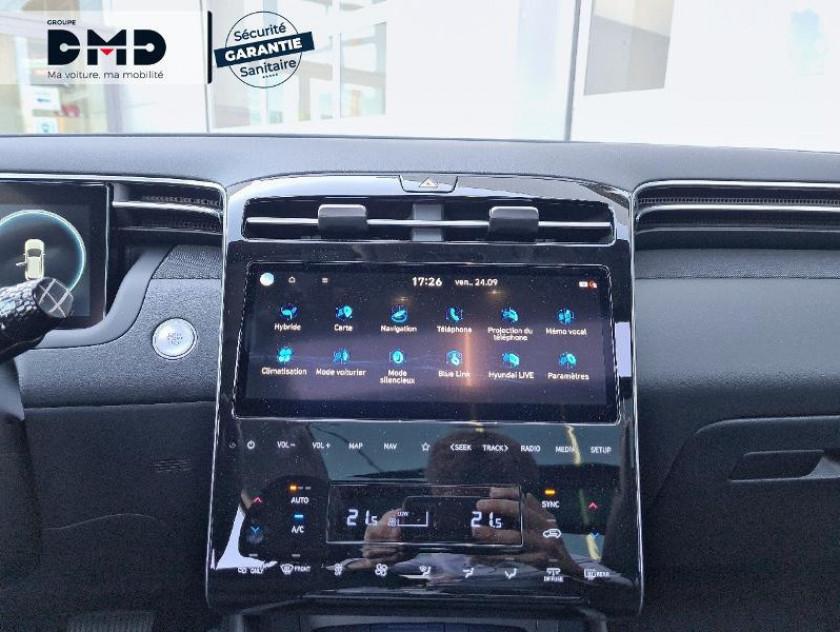 Hyundai Tucson 1.6 T-gdi 230ch Hybrid Creative Bva6 - Visuel #6