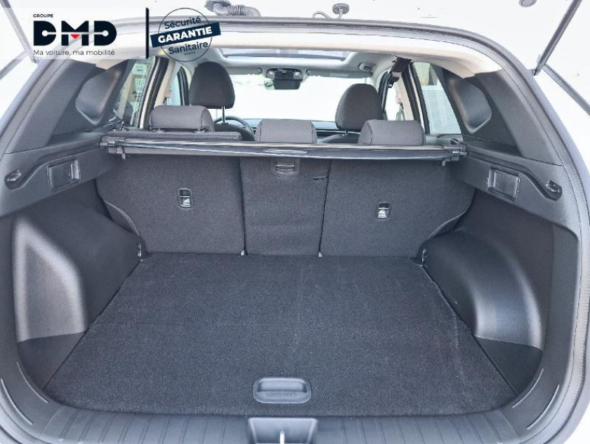 Hyundai Tucson 1.6 T-gdi 230ch Hybrid Creative Bva6 - Visuel #12