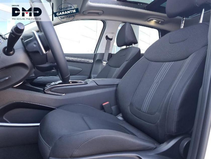 Hyundai Tucson 1.6 T-gdi 230ch Hybrid Creative Bva6 - Visuel #9