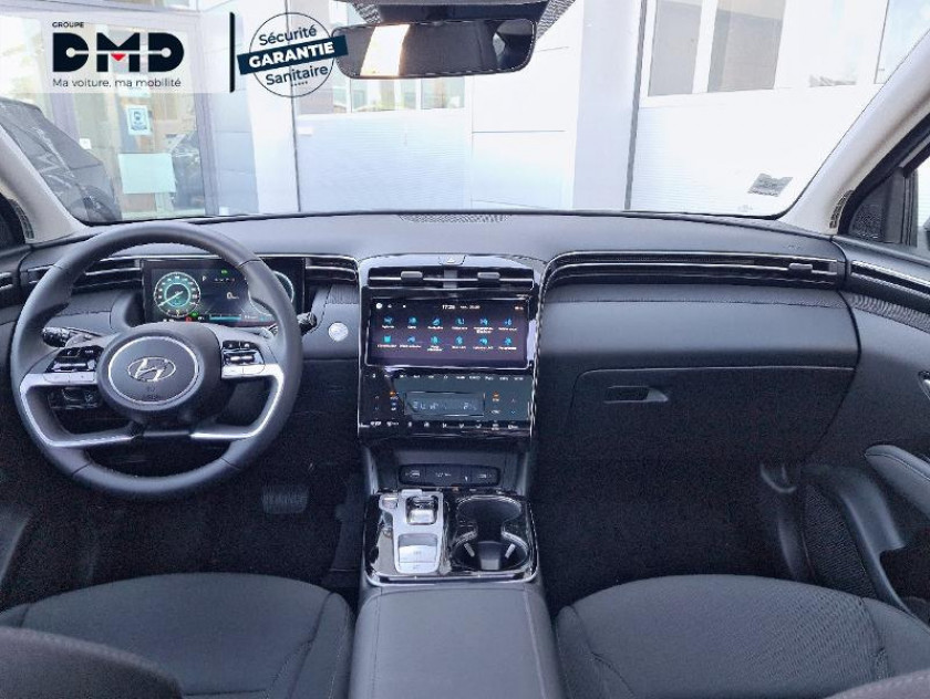 Hyundai Tucson 1.6 T-gdi 230ch Hybrid Creative Bva6 - Visuel #5