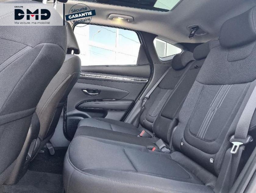 Hyundai Tucson 1.6 T-gdi 230ch Hybrid Creative Bva6 - Visuel #10