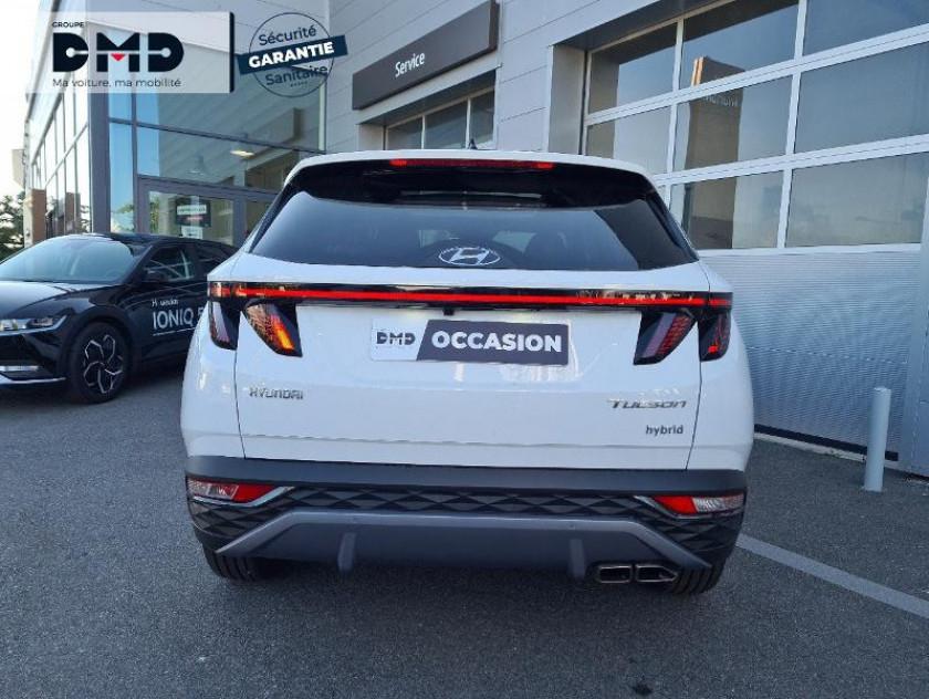 Hyundai Tucson 1.6 T-gdi 230ch Hybrid Creative Bva6 - Visuel #11