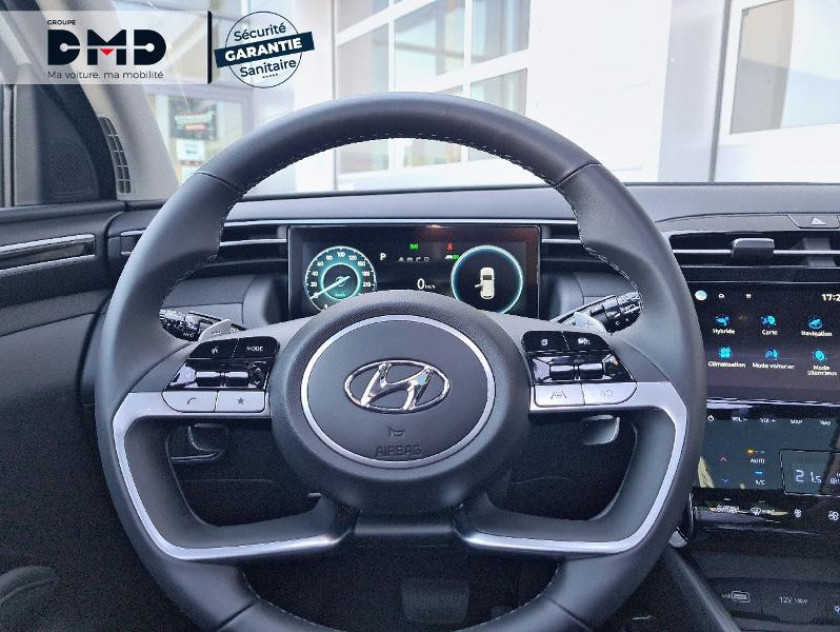 Hyundai Tucson 1.6 T-gdi 230ch Hybrid Creative Bva6 - Visuel #7