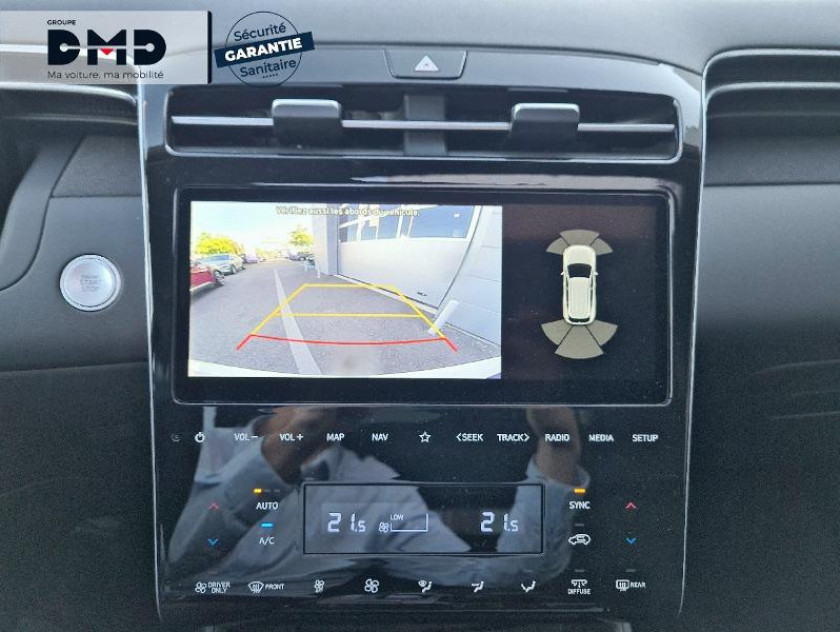 Hyundai Tucson 1.6 T-gdi 230ch Hybrid Creative Bva6 - Visuel #15