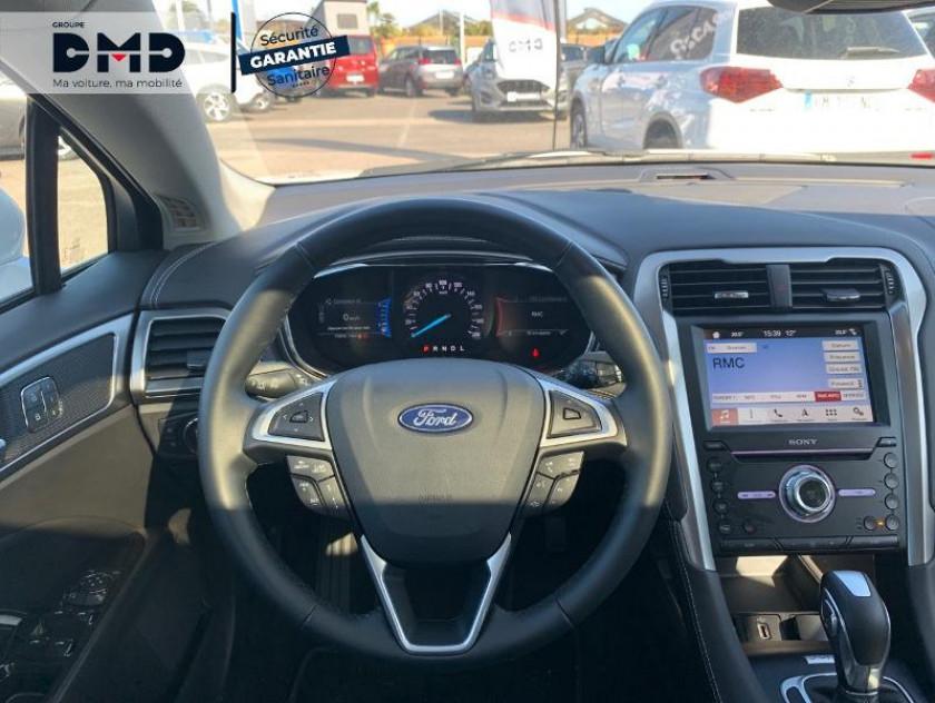 Ford Mondeo Sw 2.0 Hybrid 187ch Vignale Bva - Visuel #7