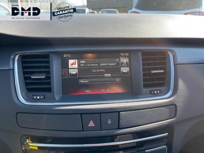 Peugeot 508 1.6 Bluehdi 120ch Business Pack S&s - Visuel #6