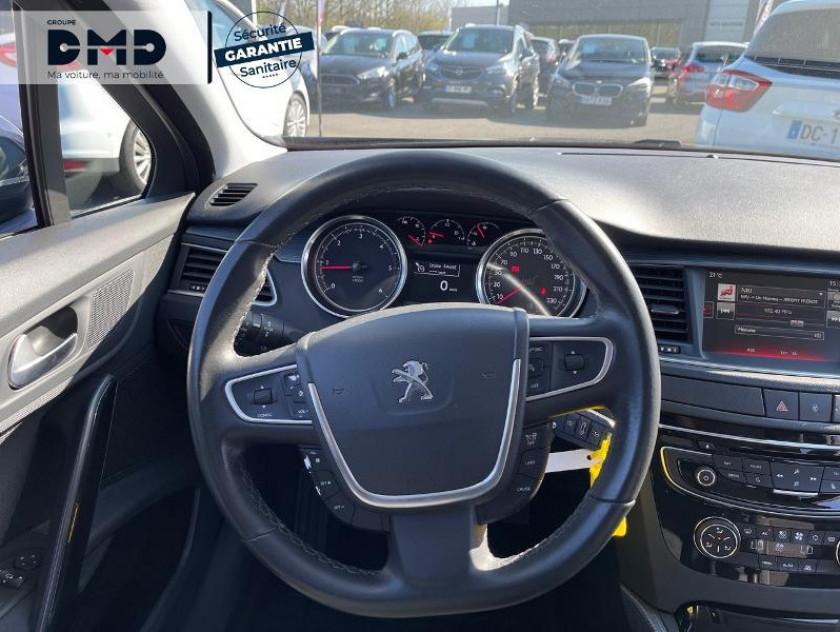 Peugeot 508 1.6 Bluehdi 120ch Business Pack S&s - Visuel #7