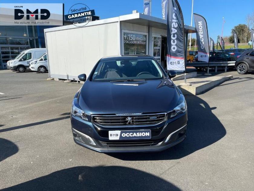Peugeot 508 1.6 Bluehdi 120ch Business Pack S&s - Visuel #4
