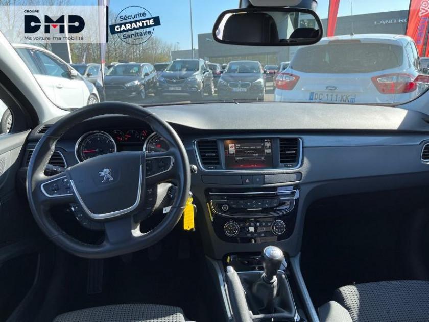 Peugeot 508 1.6 Bluehdi 120ch Business Pack S&s - Visuel #5