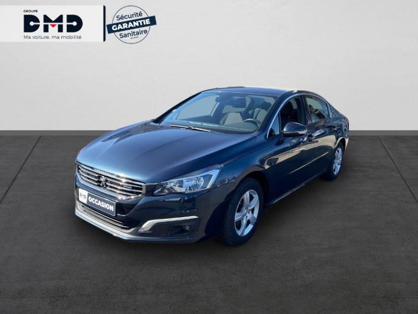 Peugeot 508 1.6 Bluehdi 120ch Business Pack S&s - Visuel #1