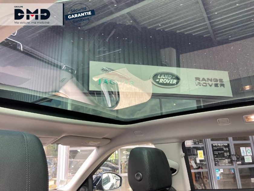 Land Rover Evoque 2.0 D 150ch S Awd Bva - Visuel #14