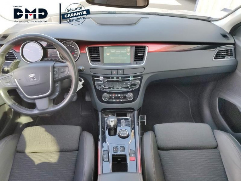 Peugeot 508 Rxh 2.0 E-hdi Fap Etg6 + électrique 37ch Euro6 - Visuel #5