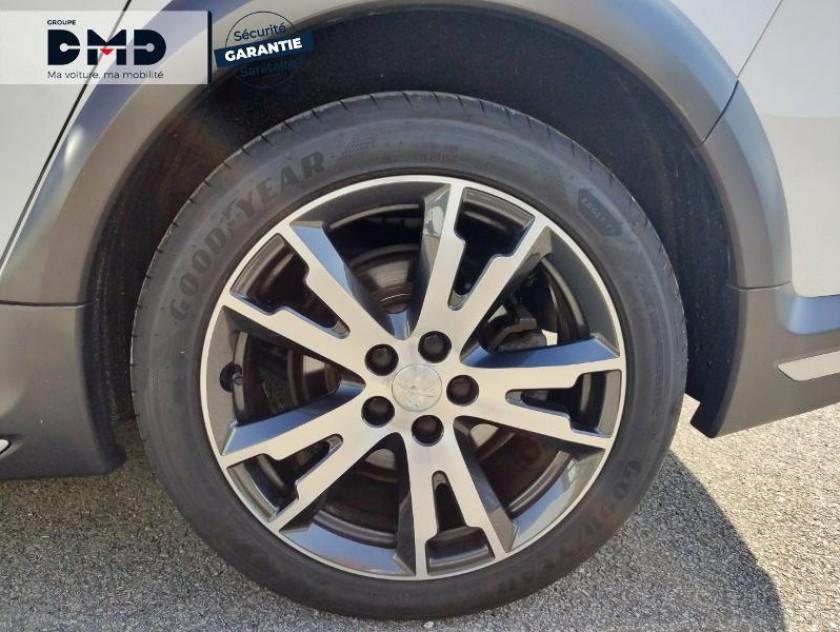 Peugeot 508 Rxh 2.0 E-hdi Fap Etg6 + électrique 37ch Euro6 - Visuel #13