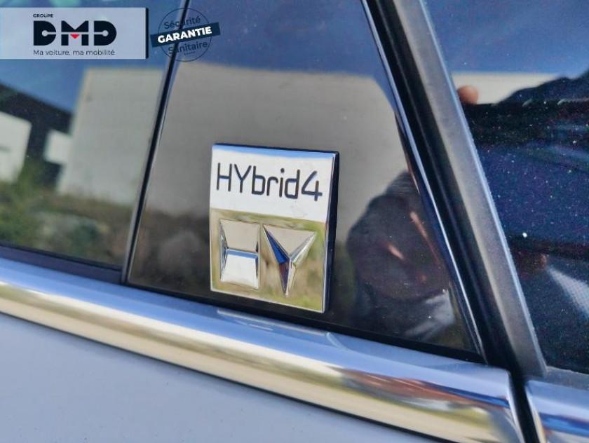 Peugeot 508 Rxh 2.0 E-hdi Fap Etg6 + électrique 37ch Euro6 - Visuel #15