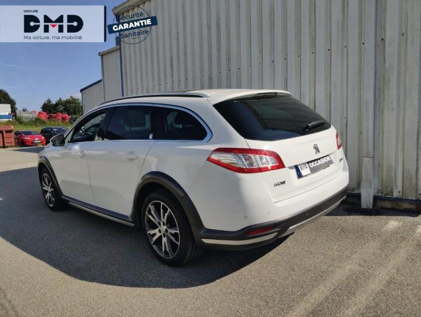 Peugeot 508 Rxh 2.0 E-hdi Fap Etg6 + électrique 37ch Euro6 - Visuel #3