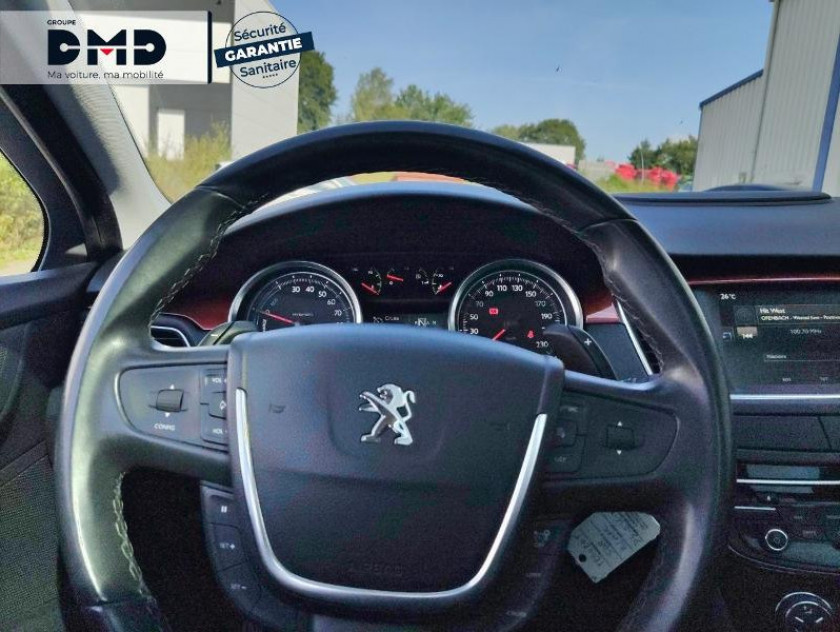 Peugeot 508 Rxh 2.0 E-hdi Fap Etg6 + électrique 37ch Euro6 - Visuel #7