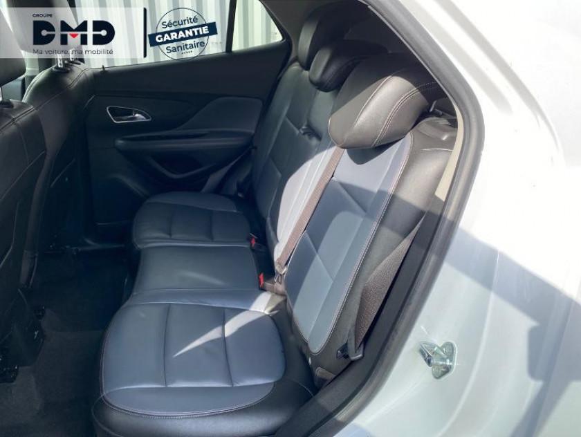 Opel Mokka 1.7 Cdti 130ch Cosmo Pack Ecoflex Start&stop 4x2 - Visuel #10