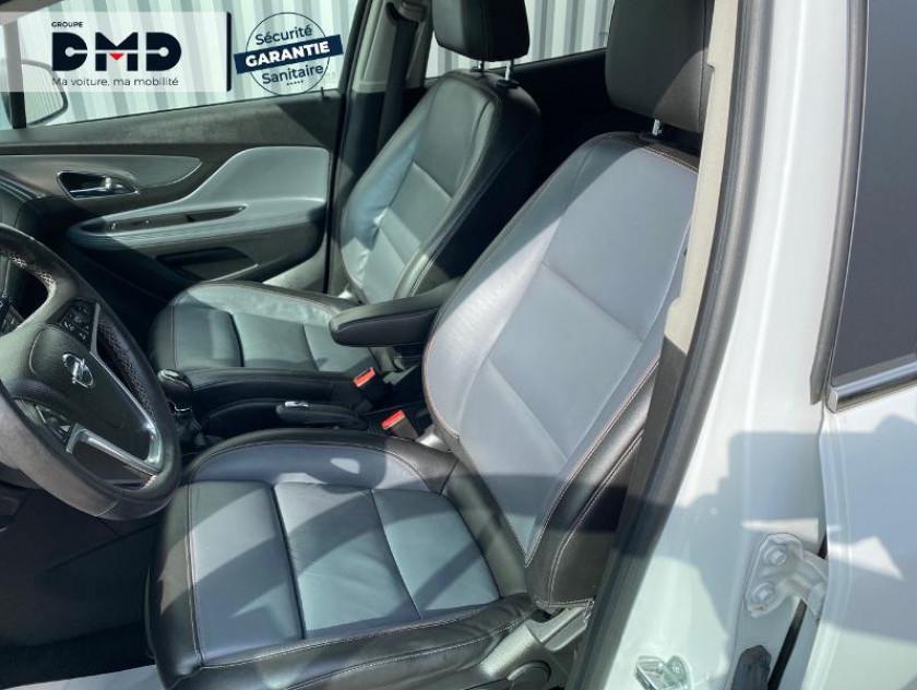 Opel Mokka 1.7 Cdti 130ch Cosmo Pack Ecoflex Start&stop 4x2 - Visuel #9