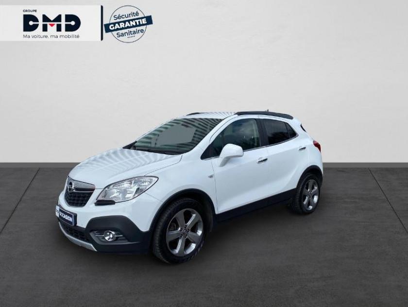 Opel Mokka 1.7 Cdti 130ch Cosmo Pack Ecoflex Start&stop 4x2 - Visuel #1