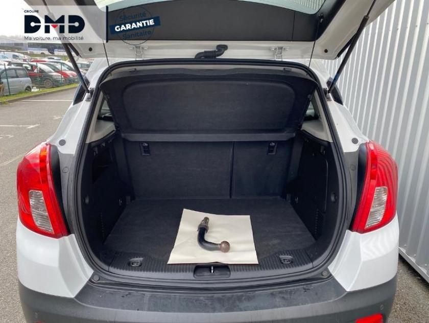 Opel Mokka 1.7 Cdti 130ch Cosmo Pack Ecoflex Start&stop 4x2 - Visuel #12