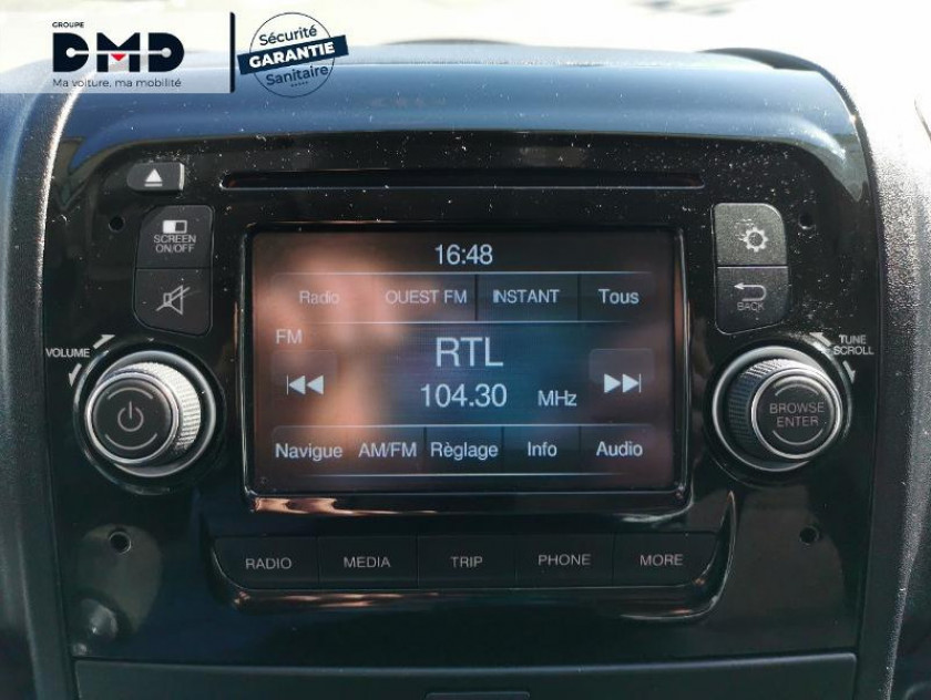 Peugeot Boxer Fg 330 L1h1 2.2 Hdi 110 Pack Cd Clim - Visuel #6