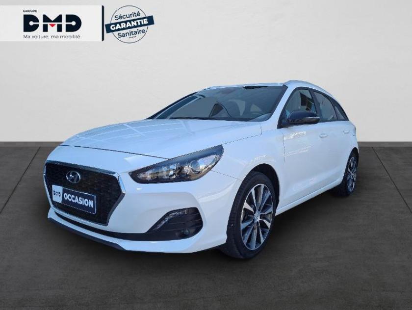 Hyundai I30 Sw 1.0 T-gdi 120ch Edition #mondial 2019 Euro6d-t - Visuel #1