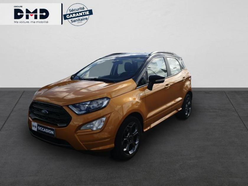 Ford Ecosport 1.0 Ecoboost 125ch St-line Bva6 Euro6.2 - Visuel #1