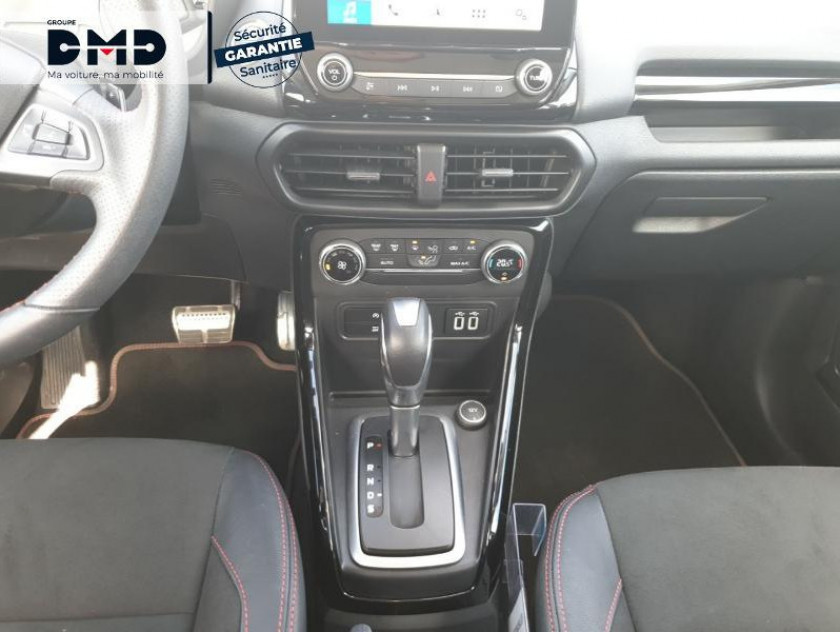 Ford Ecosport 1.0 Ecoboost 125ch St-line Bva6 Euro6.2 - Visuel #8