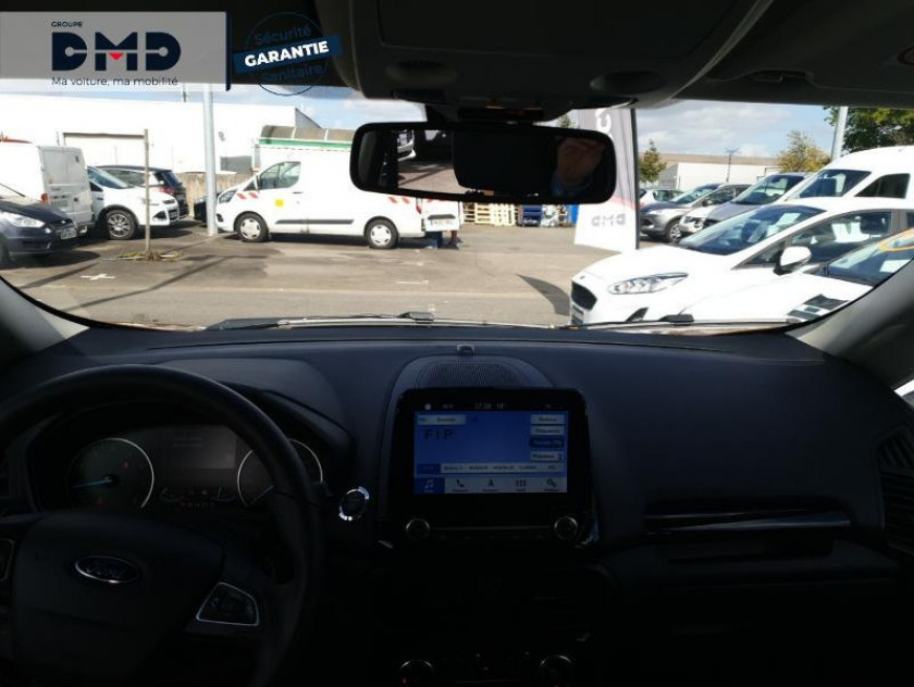 Ford Ecosport 1.0 Ecoboost 125ch St-line Bva6 Euro6.2 - Visuel #5