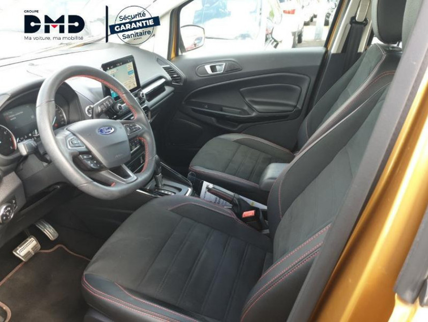 Ford Ecosport 1.0 Ecoboost 125ch St-line Bva6 Euro6.2 - Visuel #9