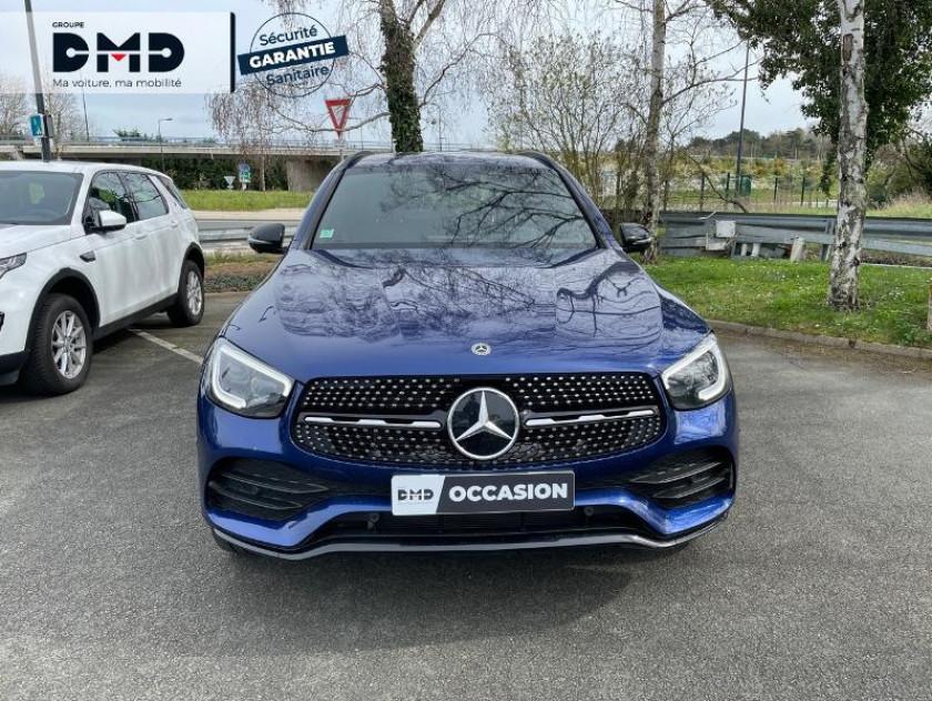 Mercedes-benz Glc 300 D 245ch Amg Line 4matic 9g-tronic - Visuel #4