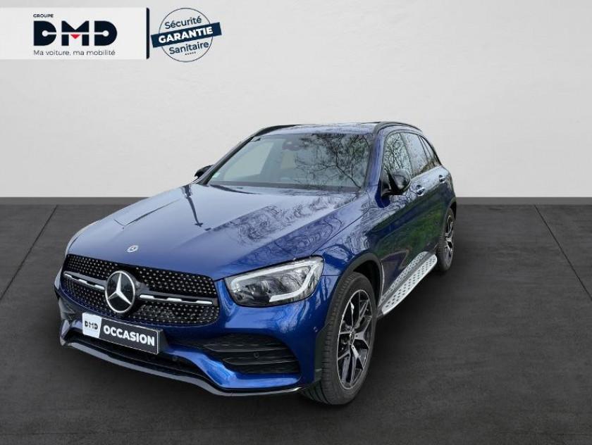 Mercedes-benz Glc 300 D 245ch Amg Line 4matic 9g-tronic - Visuel #1