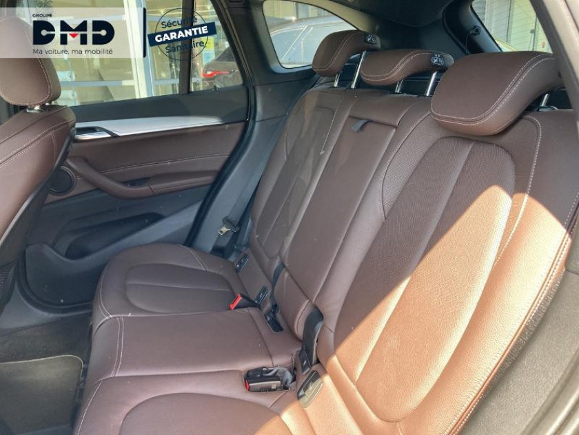 Bmw X1 Sdrive18da 150ch M Sport Euro6d-t - Visuel #10