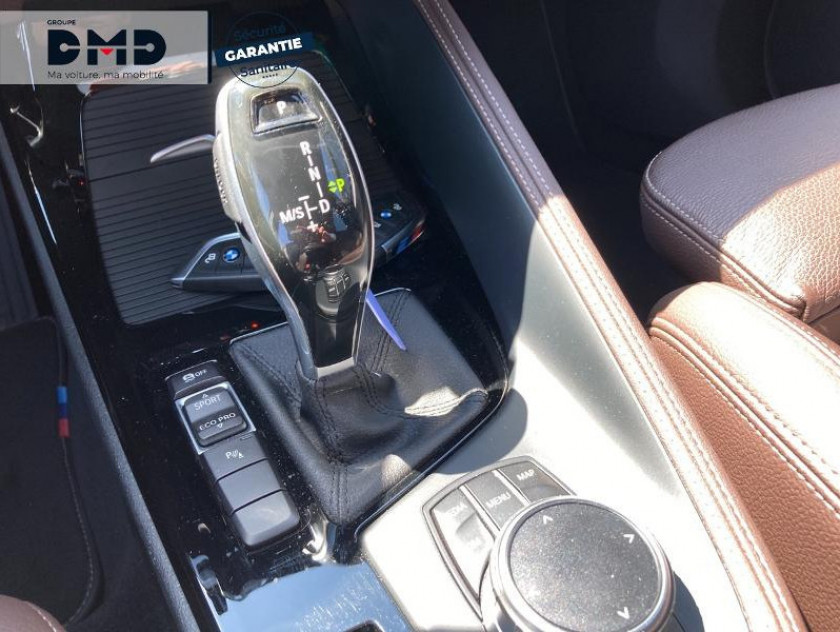 Bmw X1 Sdrive18da 150ch M Sport Euro6d-t - Visuel #8