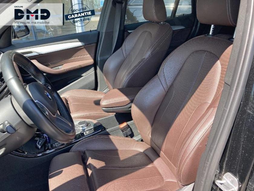 Bmw X1 Sdrive18da 150ch M Sport Euro6d-t - Visuel #9