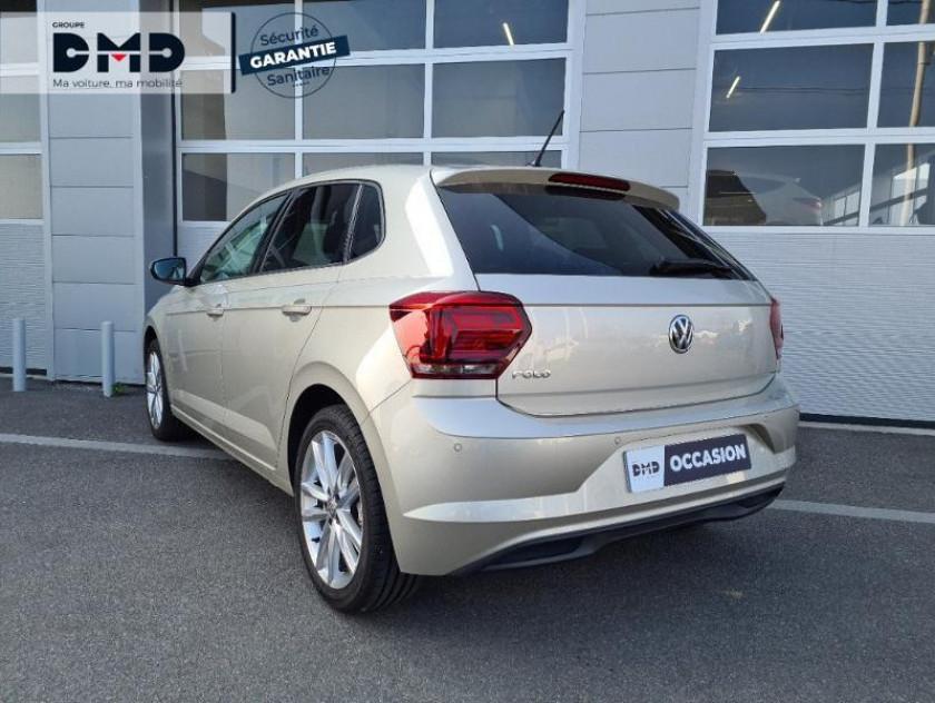 Volkswagen Polo 1.0 Tsi 115ch Carat Exclusive Dsg7 Euro6d-t - Visuel #3