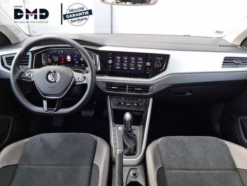 Volkswagen Polo 1.0 Tsi 115ch Carat Exclusive Dsg7 Euro6d-t - Visuel #5